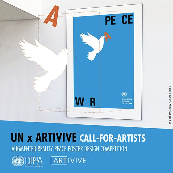 Augmented Reality Peace Poster Design Competition