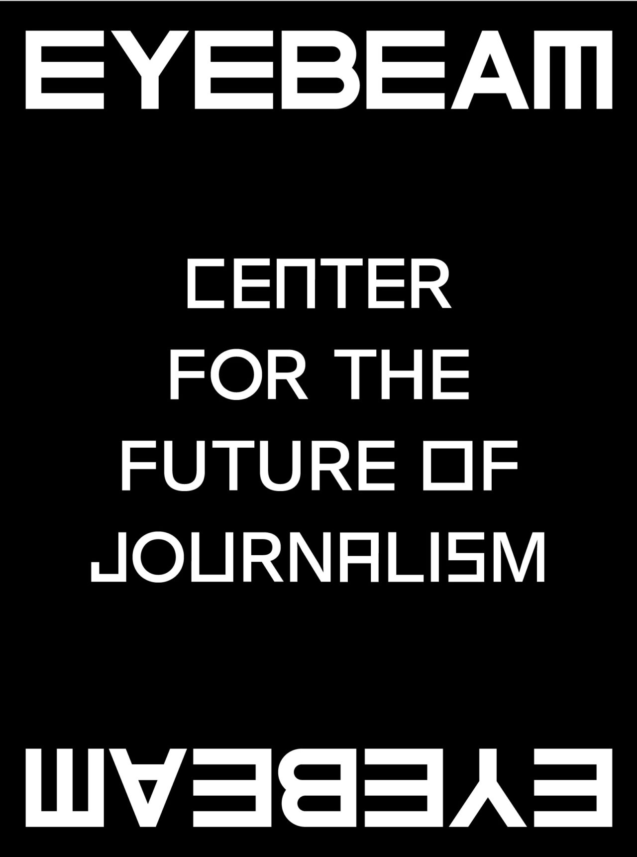 Eyebeam Center for the Future of Journalism