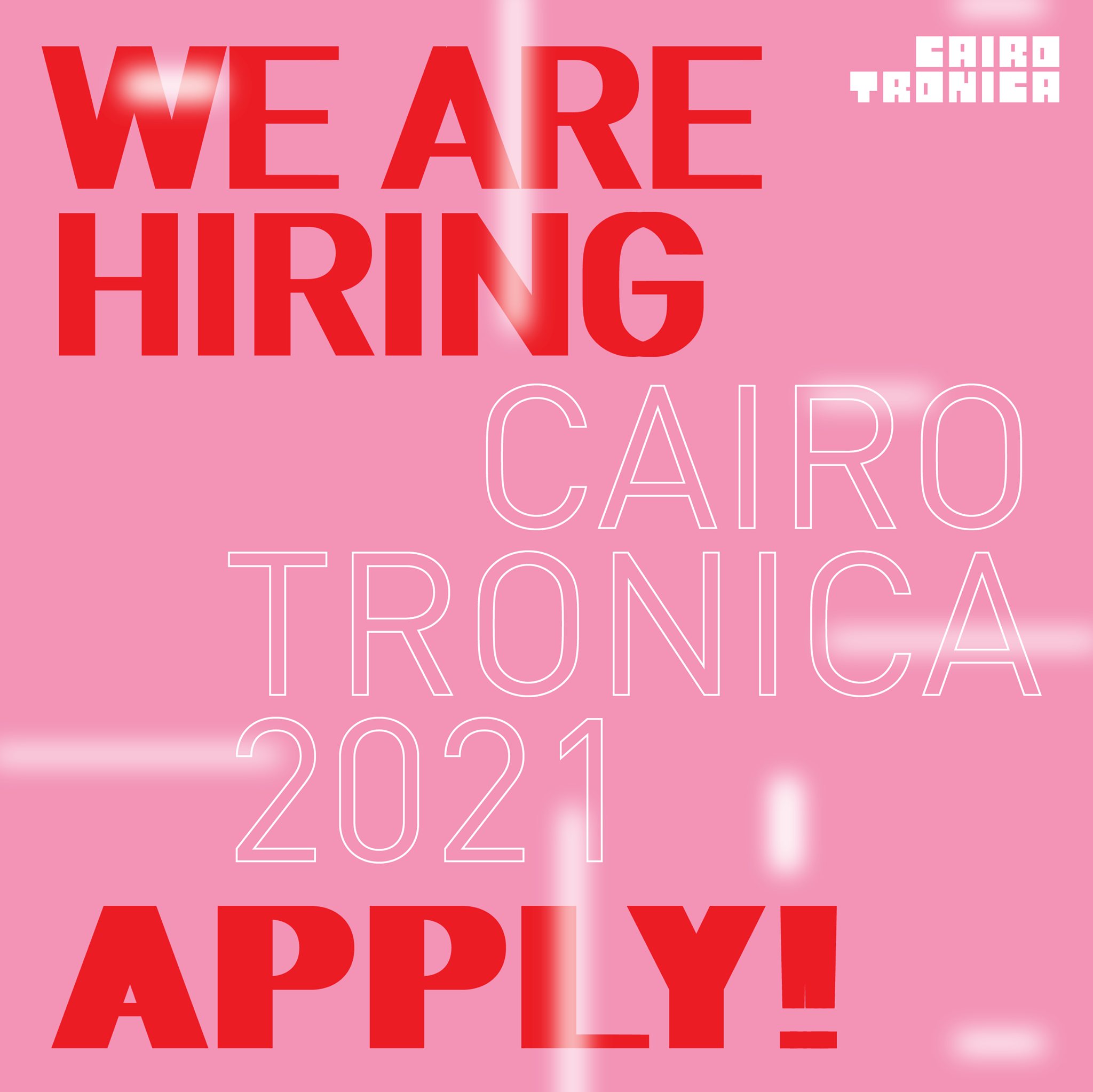 Cairotronica Production Manager