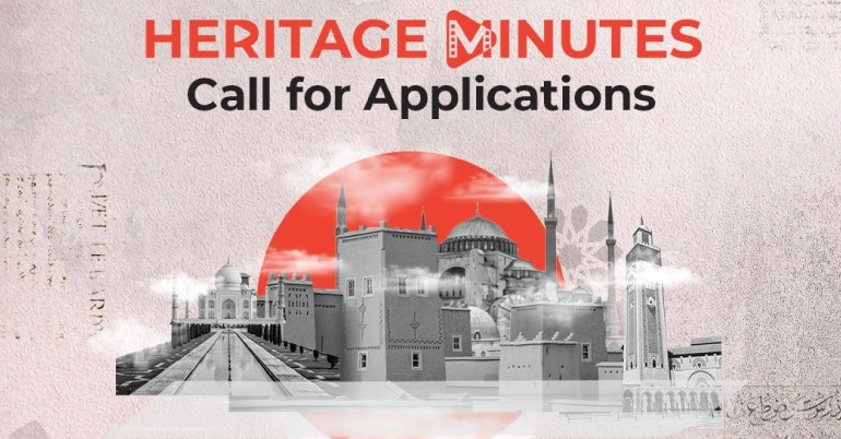 Heritage Minutes Short Video Contest