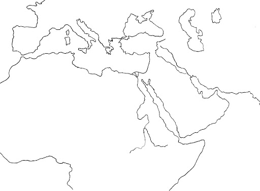 Egypt is in the Middle East